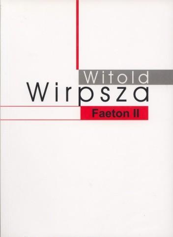 Okładka książki Faeton II
