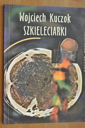 Okładka książki Szkieleciarki