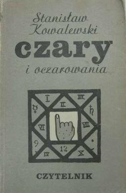 Okładka książki Czary i oczarowania