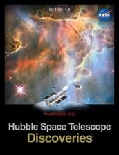 Okładka książki Hubble Space Telescope: Discoveries