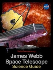 Okładka książki James Webb Space Telescope: Science Guide