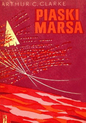 Okładka książki Piaski Marsa