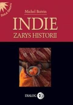 Okładka książki Indie: zarys historii