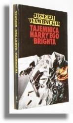 Okładka książki Tejemnica Harry'ego Brighta