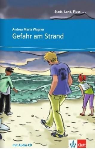 Okładka książki Gefahr am Strand