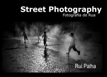 Okładka książki Street Photography. Fotografia de Rua