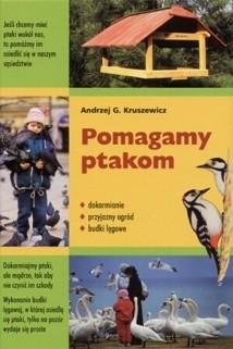 Okładka książki Pomagamy ptakom