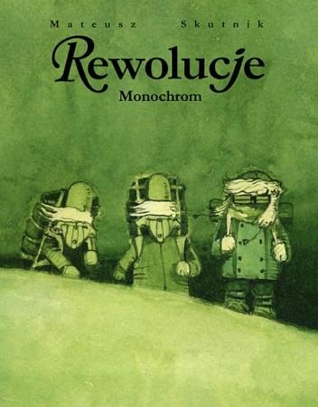 Okładka książki Rewolucje #03: Monochrom