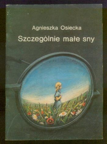 Okładka książki Szczególnie małe sny