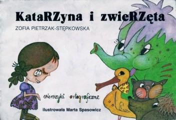Okładka książki KataRZyna i zwieRZęta
