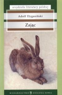 Okładka książki Zając