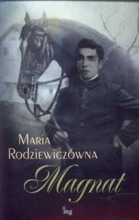 Okładka książki Magnat