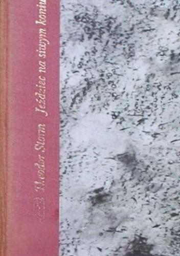 Okładka książki Jeździec na siwym koniu