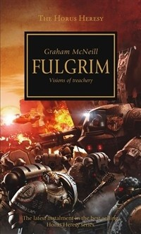Okładka książki Fulgrim