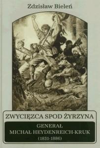 Okładka książki Zwycięzca spod Żyrzyna