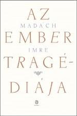 Okładka książki Az ember tragédiája