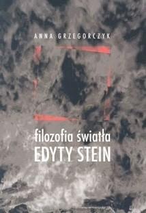 Okładka książki Filozofia światła Edyty Stein