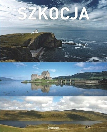 Okładka książki Szkocja