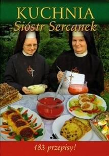 Okładka książki Kuchnia sióstr sercanek