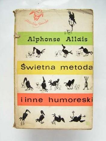 Okładka książki Świetna metoda i inne humoreski