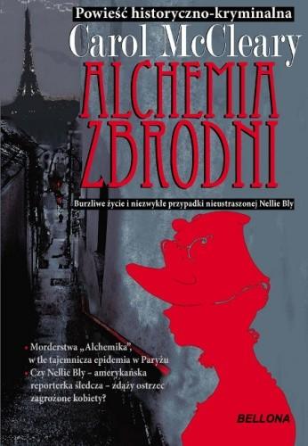 Okładka książki Alchemia zbrodni