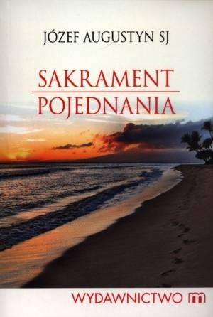 Okładka książki Sakrament pojednania