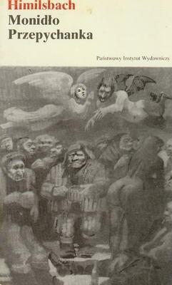 Okładka książki Monidło, Przepychanka