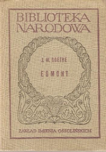 Okładka książki Egmont
