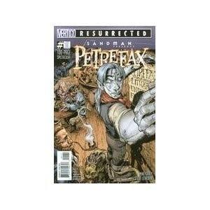 Okładka książki Sandman Presents: Petrefax