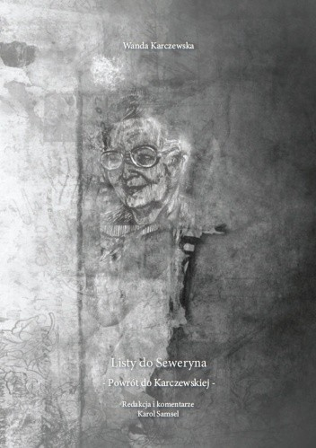 Okładka książki Listy do Seweryna