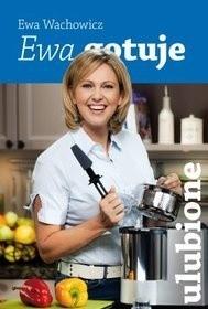 Okładka książki Ewa gotuje - ulubione