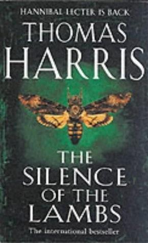 Okładka książki The silence of the lambs