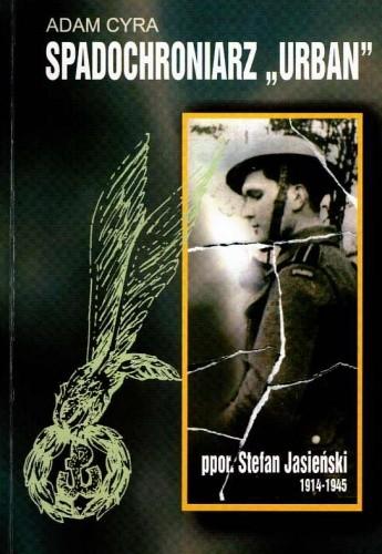 Okładka książki Spadochroniarz