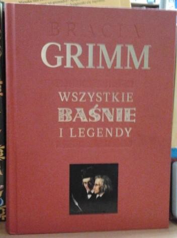 Okładka książki Wszystkie baśnie i legendy