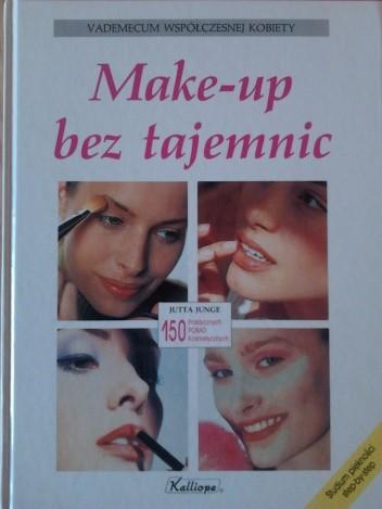 Okładka książki Make-up bez tajemnic