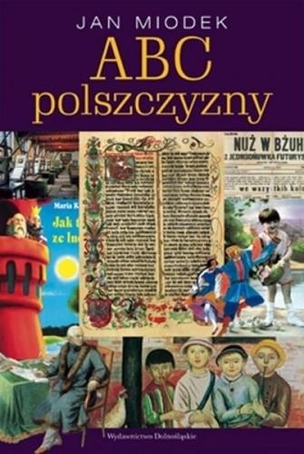 Okładka książki ABC polszczyzny