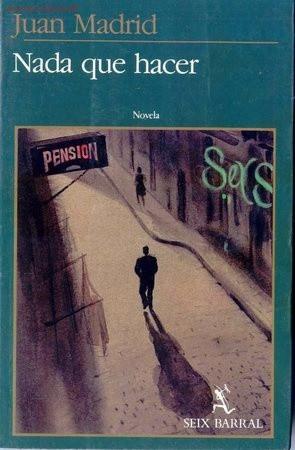 Okładka książki Nada que hacer