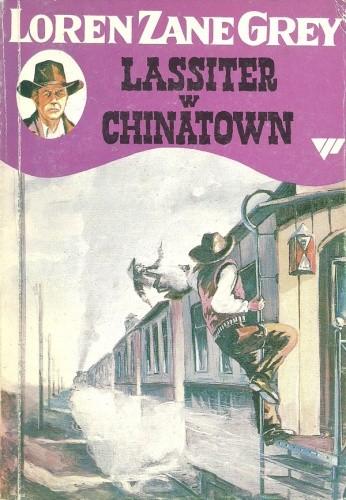 Okładka książki Lassiter w Chinatown