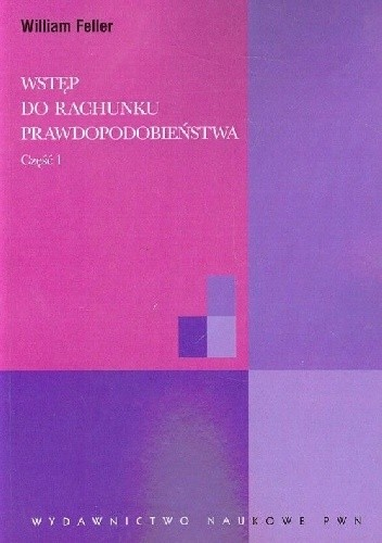 Okładka książki Wstęp do rachunku prawdopodobieństwa T. I