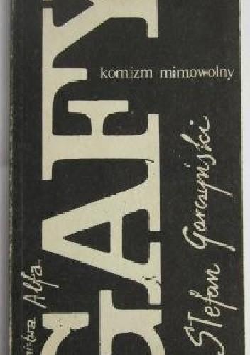Okładka książki Gafy - komizm mimowolny