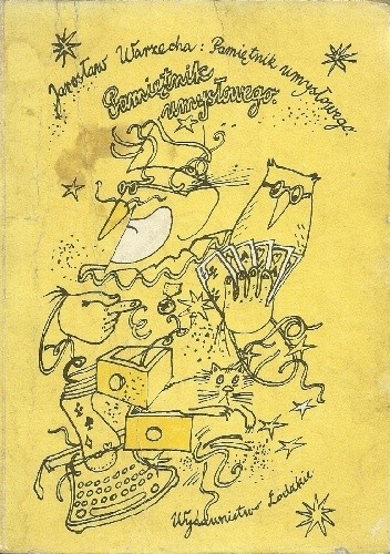 Okładka książki Pamiętnik umysłowego