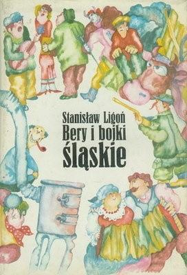 Okładka książki Bery i bojki śląskie