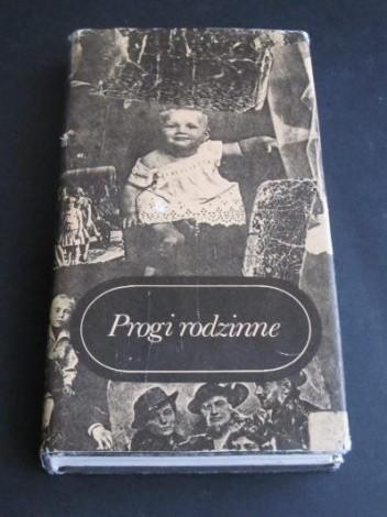 Okładka książki Progi rodzinne