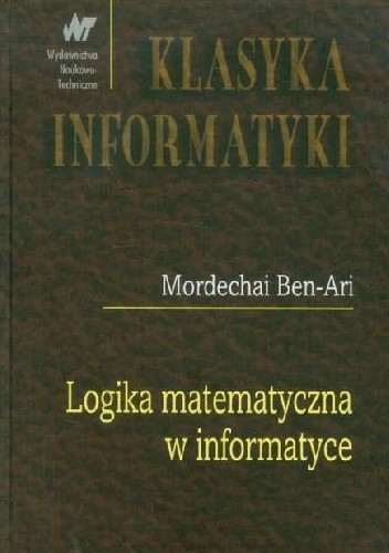 Okładka książki Logika matematyczna w informatyce