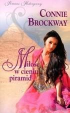 Okładka książki Miłość w cieniu piramid