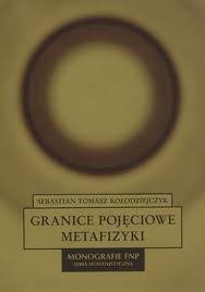 Okładka książki Granice pojęciowe metafizyki