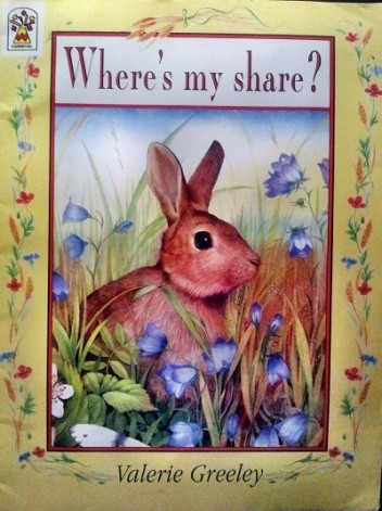 Okładka książki Where's my share?