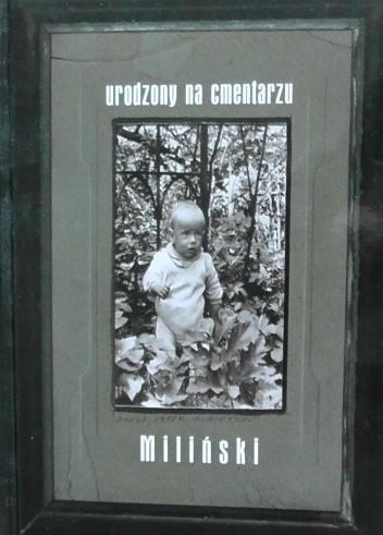 Okładka książki Urodzony na cmentarzu