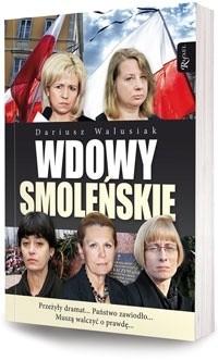 Okładka książki Wdowy smoleńskie