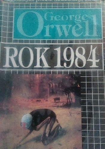 Okładka książki Rok 1984